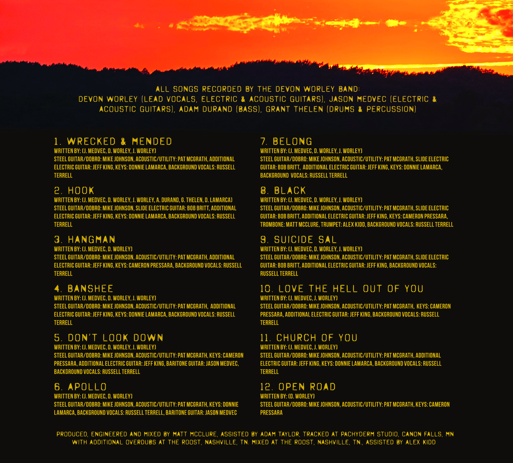 Songs-and-Credits